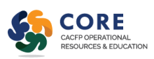 CACFP Operational Resources & Education