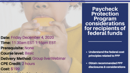 Webinar for Child Nutrition Programs!
