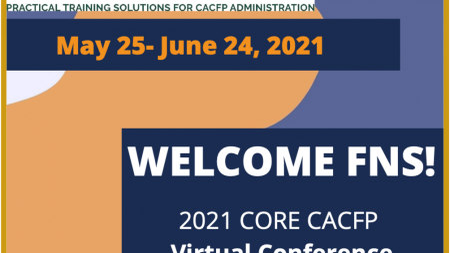 2021 CORECACFP Virtual Conference